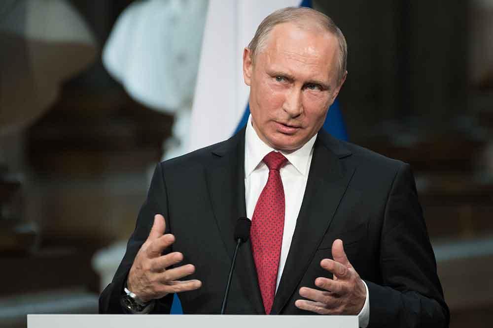politik-Gegenreaktion aus-Moskau