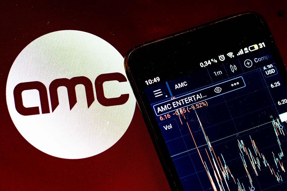 Wertpapier-AMC-Entertainment