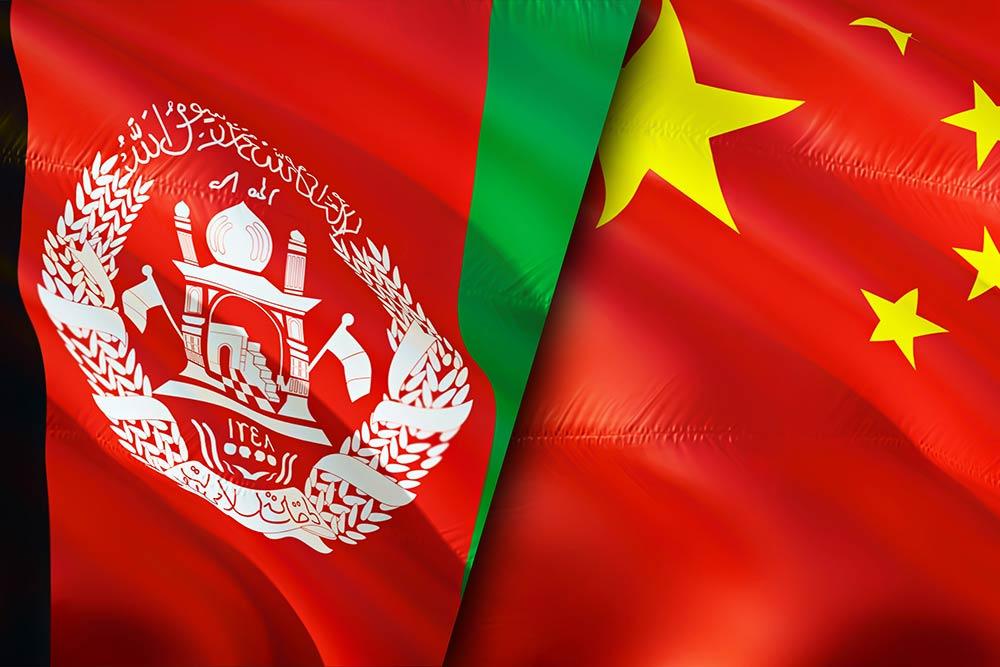 China-Unterstützt-Afghanistan