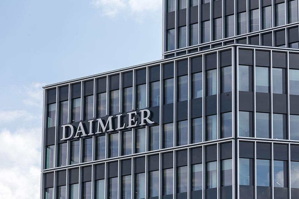 Daimler Mercedes Benz